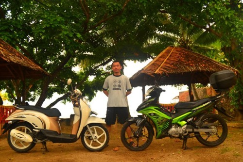 touring anyer