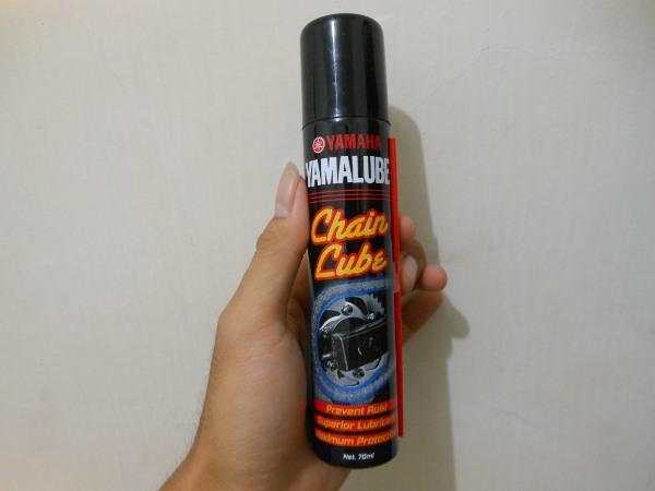 Yamalube Chain Lube