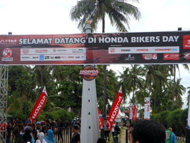Honda Bikers Day 2013
