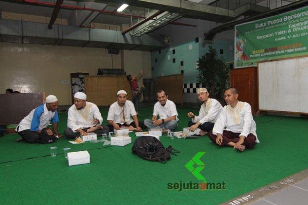 Buka Bersama Ramadhan 1435H