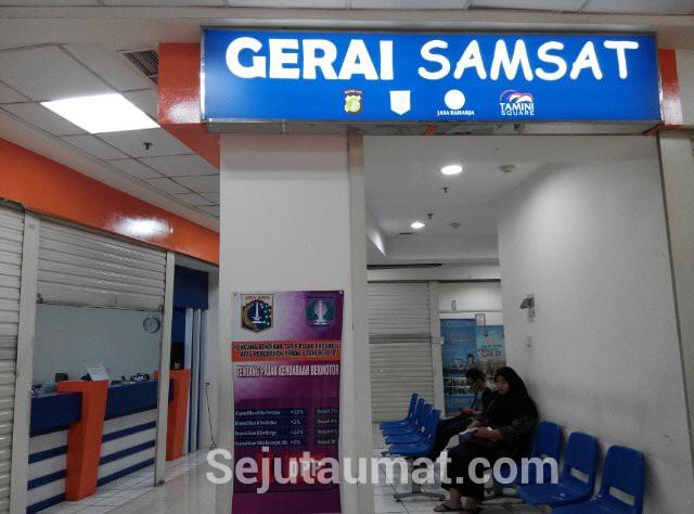Gerai Samsat