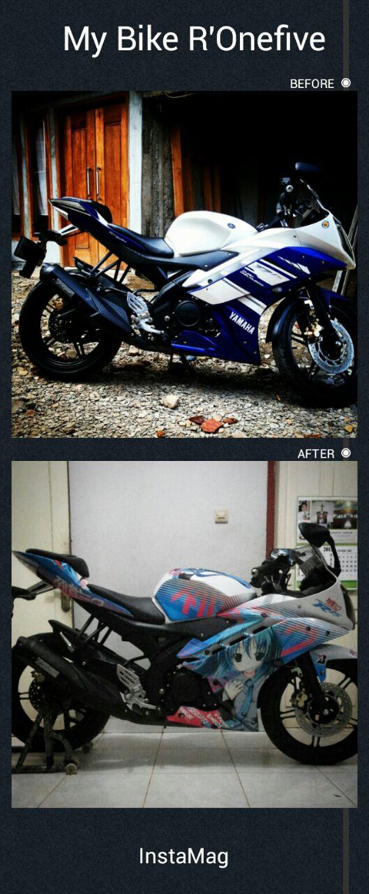 R15 depok Sisty