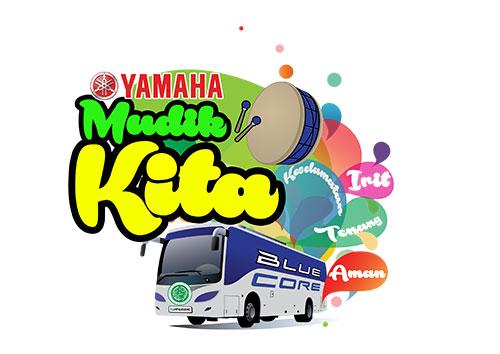 Mudik Bareng Yamaha 2015