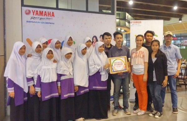 yamaha youth community